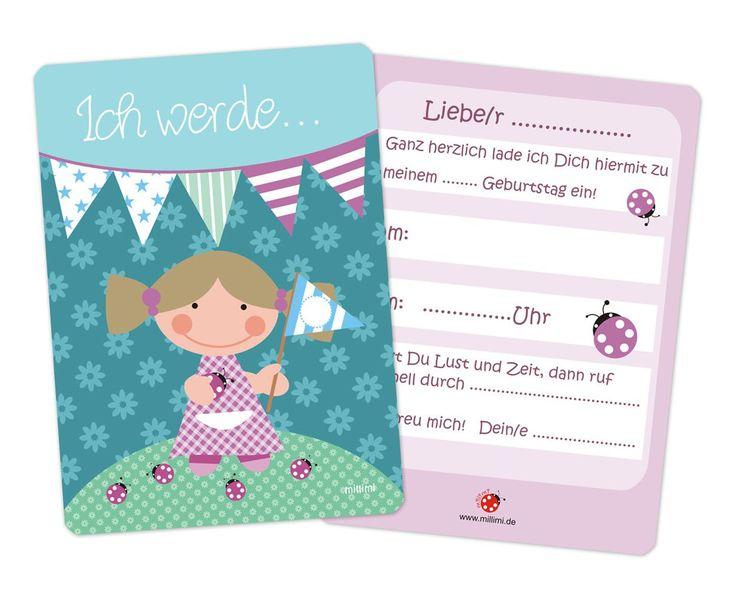 Kindergeburtstags Einladungskarten : Kindergeburtstags Einladungskarten  Basteln   Kindergeburtstag Einladung   Kindergeburtstag Einladung