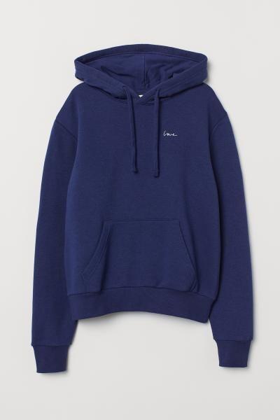 9106991aa Hooded Sweatshirt with Motif in 2019   F21.   Hooded sweatshirts ...