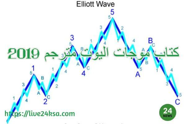 كتاب موجات اليوت مترجم 2019 شرح خطوة بخطوة Chart Waves Elliott