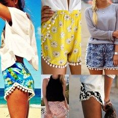 Pom Pom shorts - a summer staple available at www.threadsandstyle.com.au