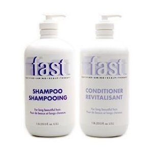 NISIM F.A.S.T. FAST Shampoo for Fast Hair Growth Shampoo & Conditioner 33 oz each by Nisim. $79.95. For years many men and women have suffered with slow growing hair. How often have you gone to the salon to change your hair style and come home disappointed, having to wait months for the hair to grow out so you can change to a new style. Now there is help. Nisim has now created F.A.S.T® (Fortified Amino Scalp Therapy) for faster hair growth. A proprietary blend of...