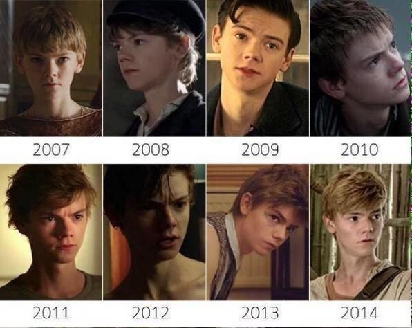 2007: Last Legion 2008:Pinochio 2009:Nowhere Boy 2010:Some Dogs Bite 2011:My Left Hand Men 2012:Accused 2013:Ugly Ducking 2014:Maze Runner I KNOW A LOT !