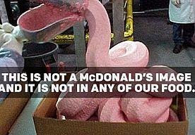 14-Oct-2014 14:50 - 'GEEN ROZE SLIJM': MCDONALDS GEEFT KIJKJE IN DE KEUKEN. Hamburgergigant McDonalds wordt al jaren achtervolgd door, naar eigen zeggen, 'boze geruchten' over de manier waarop het bedrijf zijn voedsel...