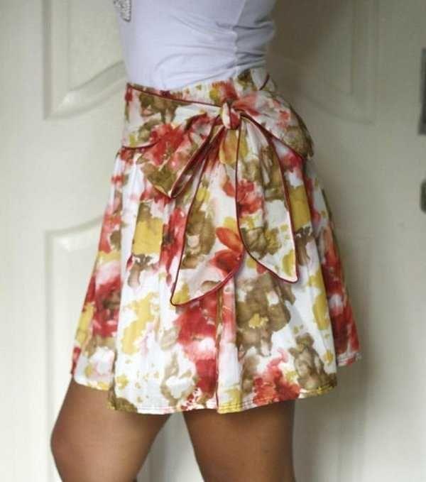 Faldas cortas: ¡Los mejores outfits para este 2013! | Web de la Moda
