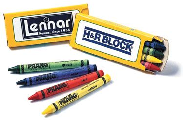 You are never too old for CRAYONS. Great for art projects or just doodling in your notebook.