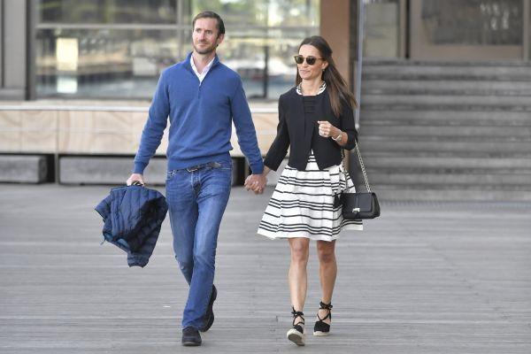 Pippa Middleton i James Matthews spędzają miesiąc miodowy w Sydney!