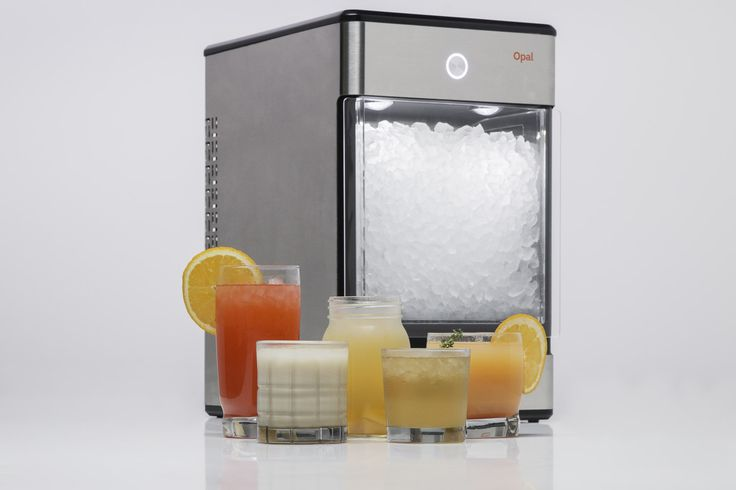 GE's FirstBuild microfactory has successfully crowdfunded the Opal Nugget Ice Maker, a new device that will make chewy nugget ice popularized by Sonic.
