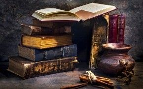 Historical Books HD Wallpaper