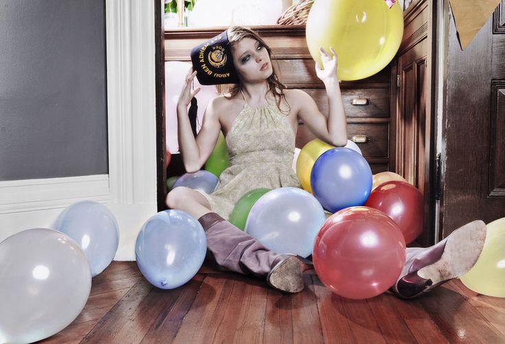 Corey Grayhorse - Party Queen