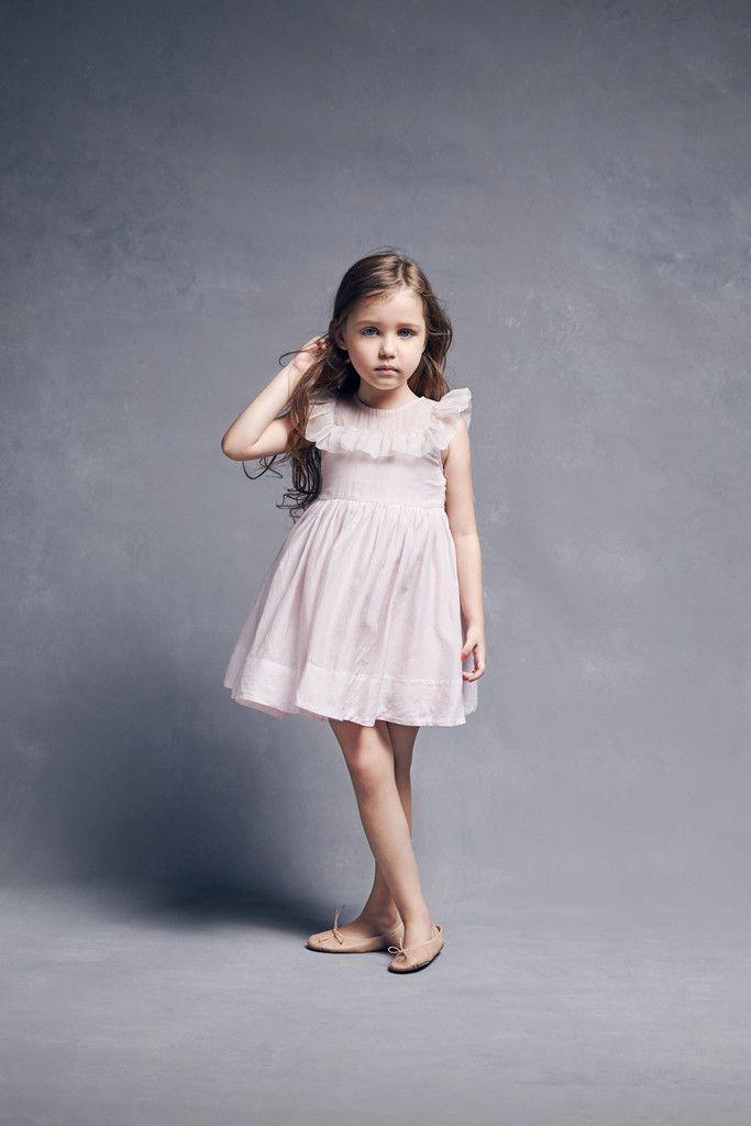 Nellystella LOVE Dakota Dress in Orchid Ice