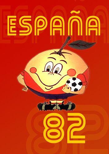 Naranjito in World Cup 82                                                                                                                                                     Más