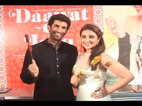 Daawat-e-Ishq trailer launch | Parineeti Chopra, Aditya Roy Kapur.