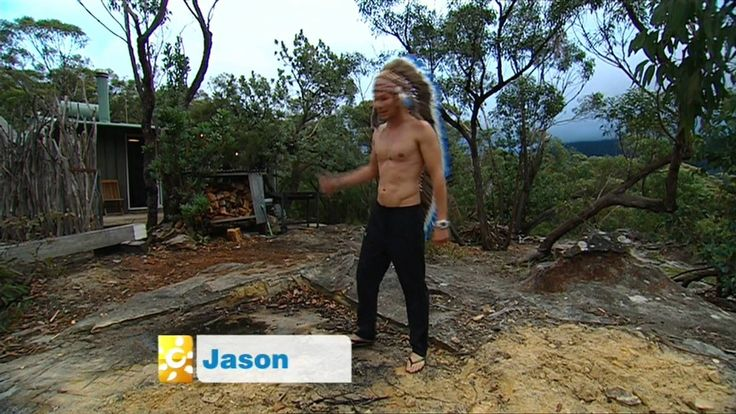 Wollemi Wilderness Cabins - Enter The Love Tee Pee with Jason Dundas