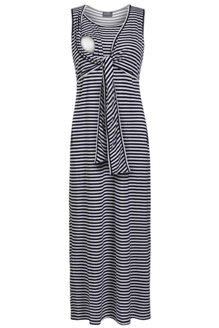 Striped Dresses Nursing School