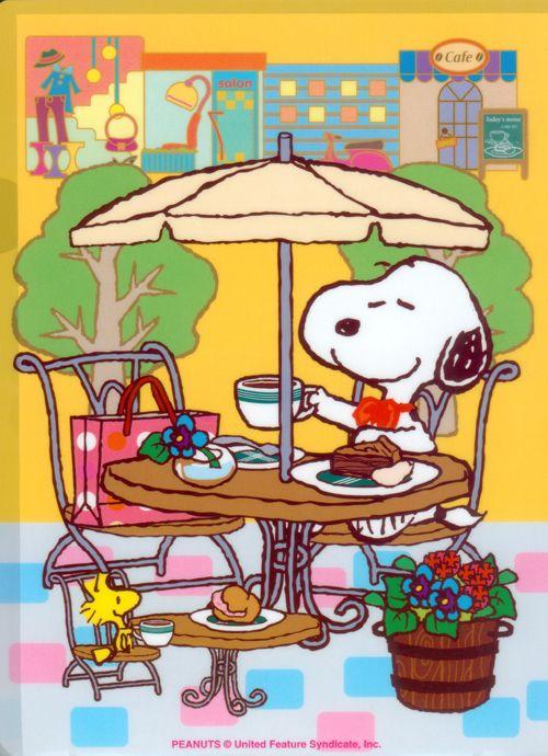 *SnoopyMania*           - Good Morning!