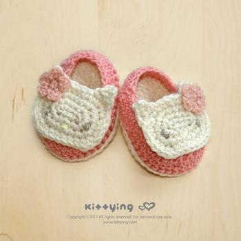 Hello Kitty Baby Booties Crochet Pattern: Crochet Baby Boys, Hello Kitty Baby, Crochet Shoes, Baby Booties, Crochet Baby Booty, Crochet Patterns, Crochet Hello, Booty Crochet, Baby Stuff