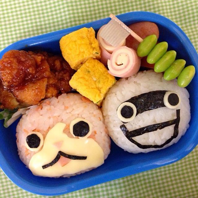 幼稚園2回目のお弁当♪ - 10件のもぐもぐ - 妖怪ウォッチ弁当♫ by arika123