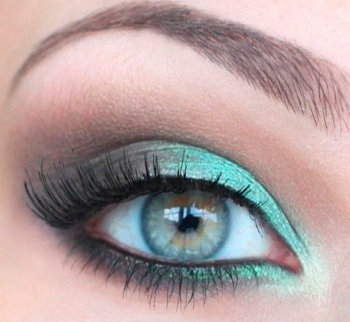 Maquillaje de Ojos Para Fiestas
