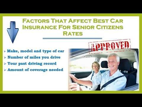 How To Get Car Insurance For Seniors At Lowest Premium Rates   It's Time To Save On Auto Insurance - WATCH VIDEO HERE -> http://bestcar.solutions/how-to-get-car-insurance-for-seniors-at-lowest-premium-rates-its-time-to-save-on-auto-insurance    Video credits to hải anh YouTube channel