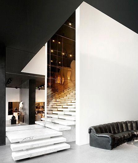 Alexander Wang flagship store Beijing, by Joseph Dirand