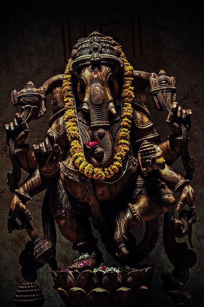 Ganesha, Remover of Obstacles by andrewobenreder.deviantart.com on @deviantART