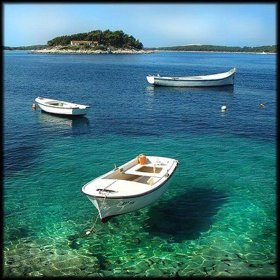 Hvar, Croatia....want to be there now!