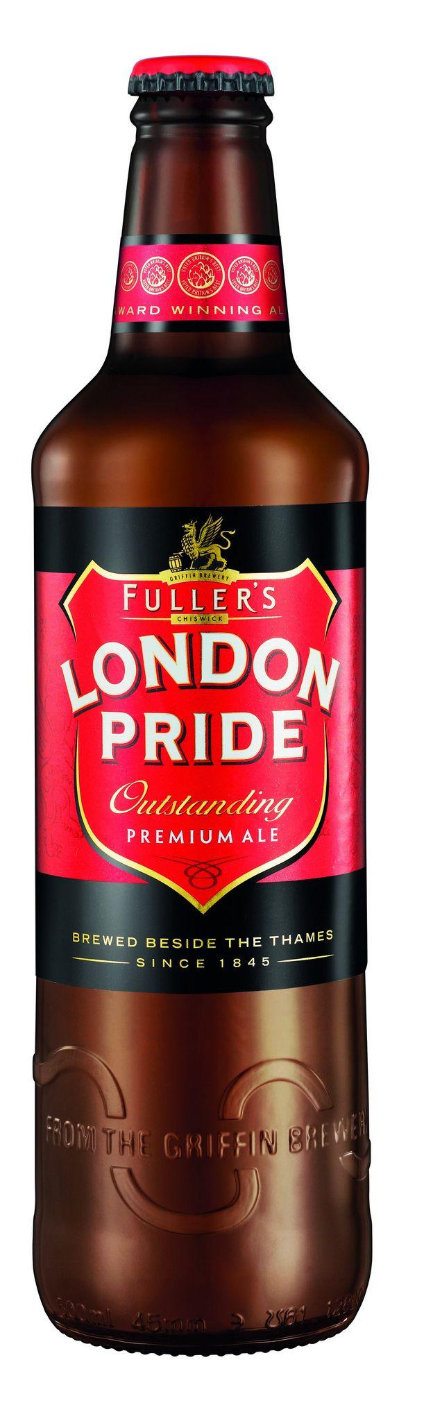 https://flic.kr/p/efqgRY | Fuller's London Pride | Fuller's updates its Premium Bottled Ales portfolio.