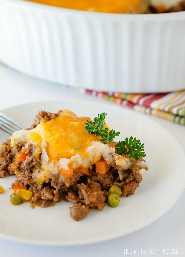 I thought I'd get into the spirit of St. Patrick's Day and share some of our favorite recipes this week! First up, Shepherds Pie. I love this stuff. It is comfort food at its finest and definitely delicious. I have made this recipe dozens of times, and it's finally making its debut on the... Read More »