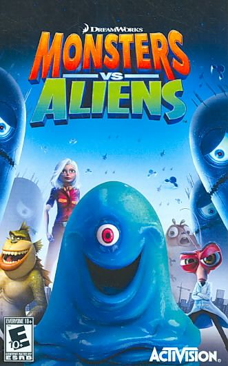 Based on the 3D animated picture by DreamWorks Studios, the Monsters vs. Aliens videogame puts the fate of the planet in players` hands as they lead a dynamic team of five misfit monsters on a mission