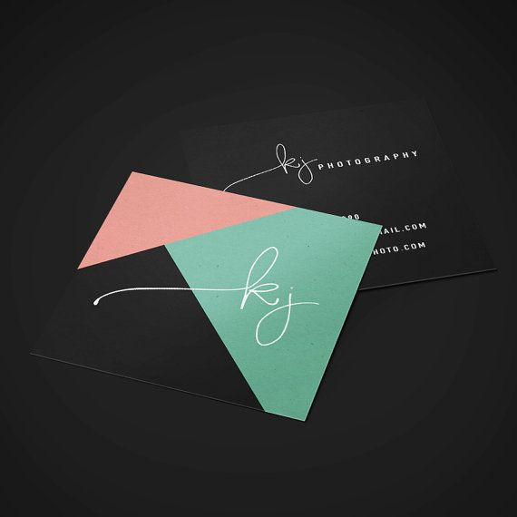 140 best brandingdesign images on pinterest business advice premade square cube business card design print ready printable business card simple reheart Image collections