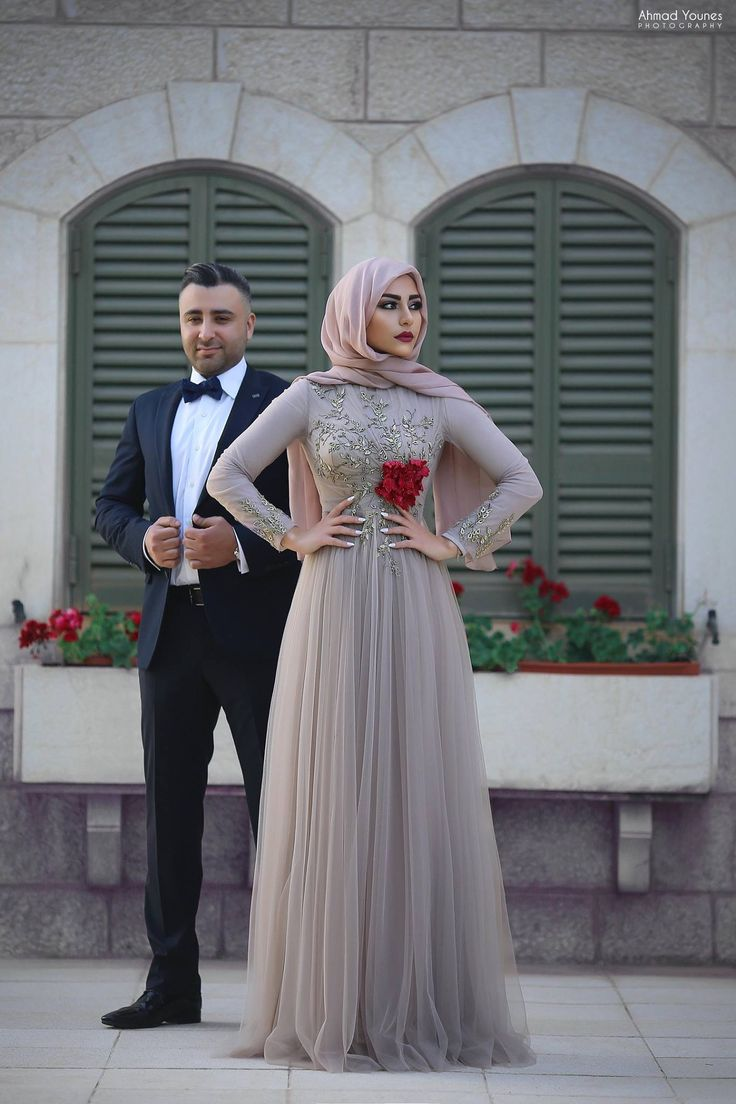 Pin by Somaya Yousri on my style | Hijab prom dress, Prom ...