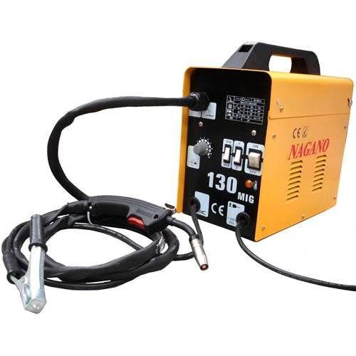 maquina de solda mig 130 nao usa gas - arame gratis