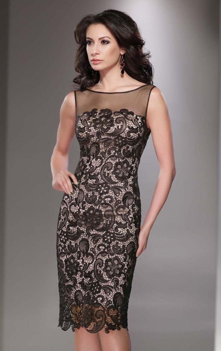 Mon Cheri 214845 dress by Social Occasions by Mon Cheri / love the lace