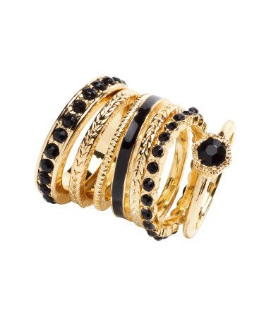 stacking rings #ad