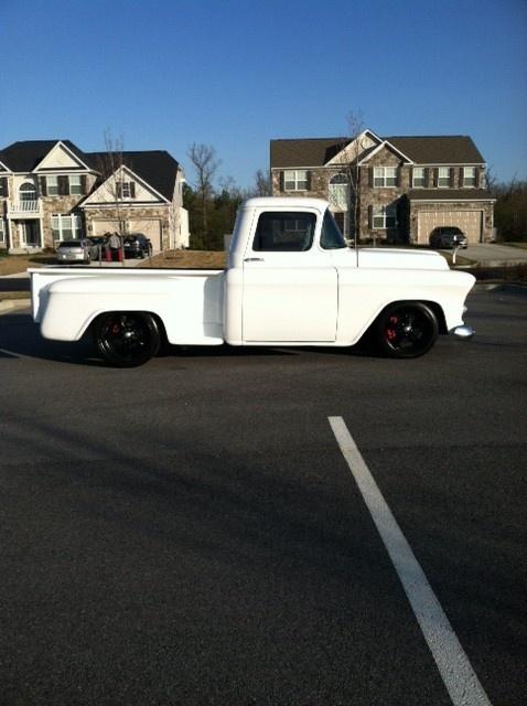 '57 Chevrolet Step Side | eBay Motors