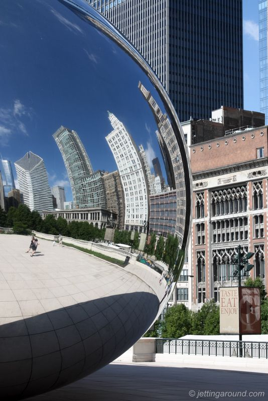 Five downtown #Chicago attractions worth seeing