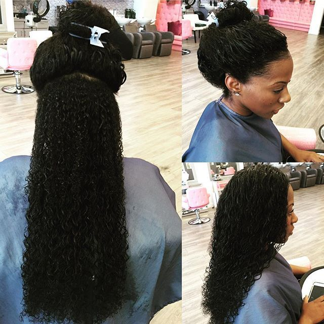 Versatile Natural Looking Sew In н я Pinterest