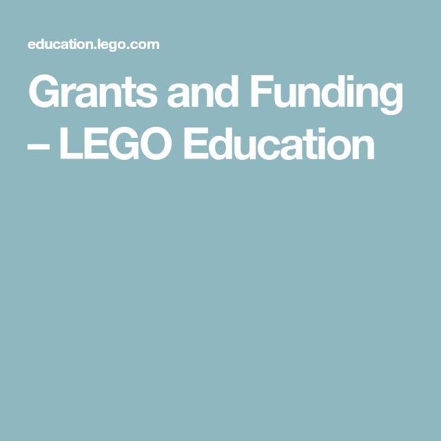 Best 25 education grants ideas on pinterest apply for grants grants and funding lego education fandeluxe Gallery