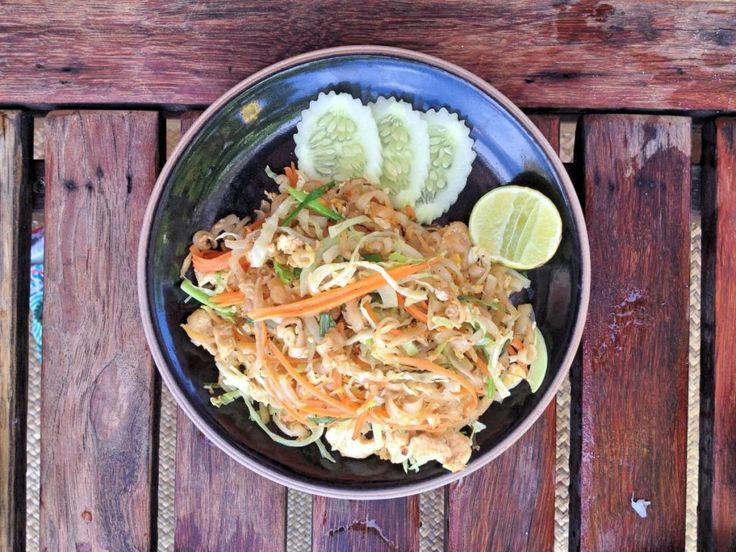 Our favourite eats in Koh Lanta