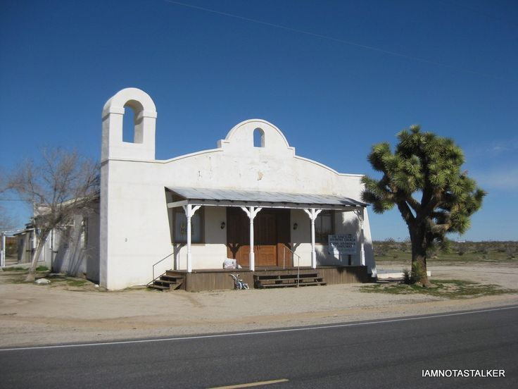 The Kill Bill Church Iamnotastalker Lancaster California California Location Movie Locations