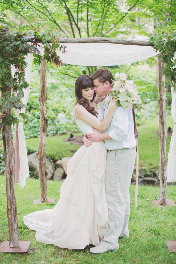 Whimsical Outdoor Fall Wedding - Bella Paris Designs
