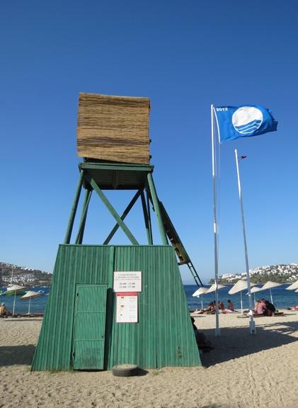 Gundogan Blue Flag Beach Lifeguard