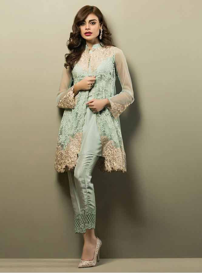 Pakistani Net Frocks And Gowns With Price For 2020