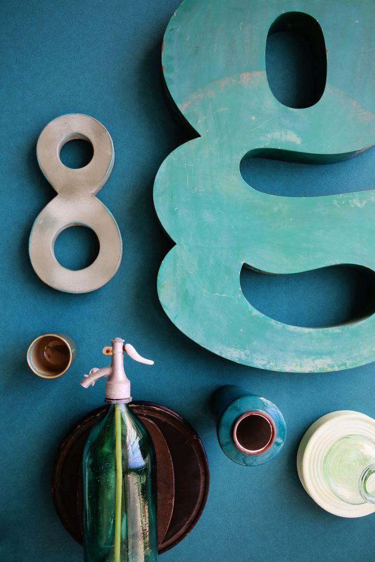Behang Blauw / Wallpaper Blue Collection Colourline - BN Wallcoverings Verkrijgbaar bij Deco Home Bos in Boxmeer. www.decohomebos.nl