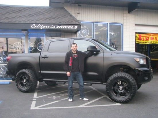 Murdered Out Tundra