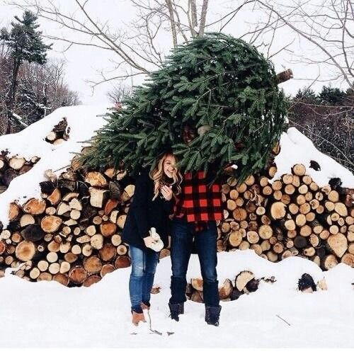 magical-christmas: winterhappinessandwarmth: I on We Heart It...