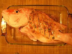 Seychelles food sensations: Red Snapper Creole Style