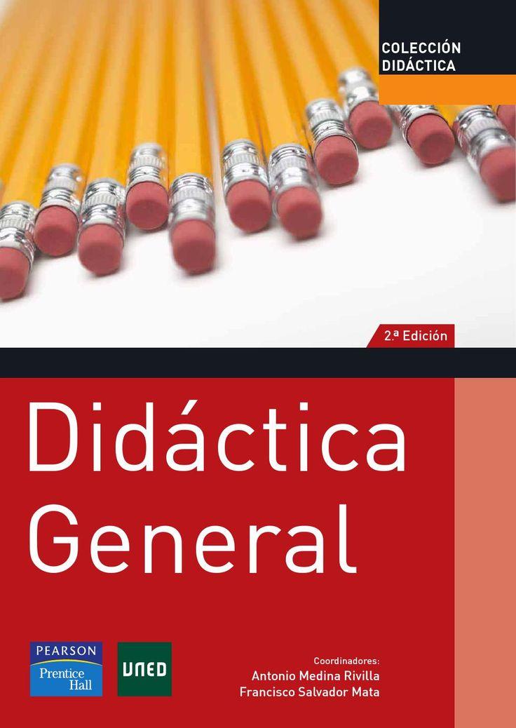 134443684 didactica general  buen libro