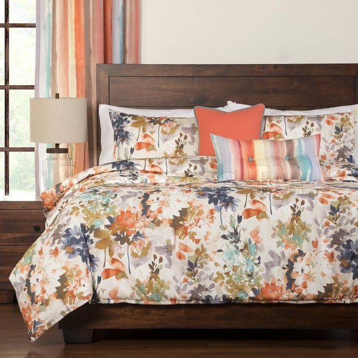 17 Best Ideas About Peach Bedding On Pinterest Coral