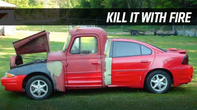The World's Worst Car Is For Sale On Craigslist
